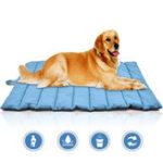 Оригинал НаоткрытомвоздухеСобакаMatВодонепроницаемы Pet Bed Portable Pet House Soft Comfortable Собака Кровати для больших Собакаs