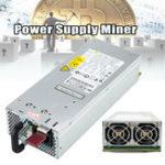 Оригинал 1000 Вт HP DL380G5 1000W Серверный источник питания
