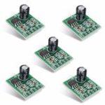Оригинал 5Pcs XPT8871 5V 5W 1A Одноканальный монофонический аудиосигнал Усилитель Board