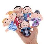 Оригинал 6 шт / много плюшевых плюшевых игрушечных игрушечных игрушек для мальчиков