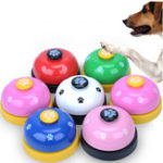 Оригинал Pet Обучение Bell Pet Call Bell Собака Кот Кормление Рингер Обучающие игрушки IQ Обучение Игрушки для домашних животных