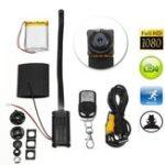 Оригинал 1080P Видеорегистратор MINI DIY Модуль камера Видеокамера Водонепроницаемы с Дистанционное Управление