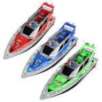 Оригинал HT-2875F1/204CHПолицияPatrolCruiser Racing Electric RC Лодка RTR Toys