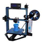 Оригинал Zonestar® Z5F Быстрая установка DIY 3D-принтер 220 * 220 * 220 мм Большой размер печати 1,75 мм 0,4 мм сопло