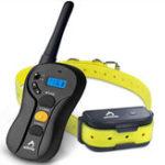 Оригинал PatpetP-collar610EUPlugСобака Тренировочный ошейник слепой операции Ударный ошейник Pet Trainer