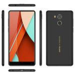 Оригинал BlubooD5Pro5,5дюймов18: 9 3 ГБ RAM 32GB ПЗУ MT6737 Quad Core 1.3GHz 4G Смартфон