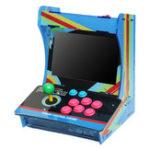 Оригинал PandoraBox 5S 1299 в 1 игровой консоли с джойстиком для одного игрока с экраном Дисплей