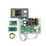 Оригинал RUIDENG DPS5015 Постоянное напряжение связи постоянного тока Шаг вниз Цифровой блок питания Бак-преобразователь напряжения LCD Вольтметр 50В 15А