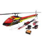 Оригинал Align T-REX 450L TOP 450LP RC Вертолет Dominator Super Combo