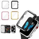 Оригинал 38 / 42mm Плакировка PC Front Чехол Крышка для экрана для Apple Watch Series 3