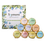 Оригинал Skymore Набор для ботов для ванн 9pcs Pure Natural Essential Масло Набор