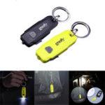 Оригинал Goofy Mini Portable USB перезаряжаемый LED Фонарик Брелок Свет для фонаря для На открытом воздухе Кемпинг