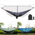Оригинал НаоткрытомвоздухеДвойнойгамакдля комаров для насекомых Net Nylon Защита сетчатой сетки