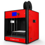 Оригинал Tronxy® C5 FDM Full Assembled Metal 3D Printer 210*210*210mm Printing Size With Dual Fans/Dual Z Lead Screws/Knob Button LCD Screen /Support Heatbed