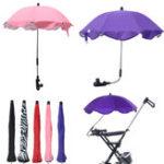 Оригинал Регулируемая детская коляска для коляски Багги-коляска Зонтик Зонтик Зонтик Brolly Sun Canopy