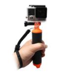 Оригинал Плавучий стержень ручной работы Палка Плавающая рукоятка для SJcam / Xiao Yi / Gopro Hero 6/5/4/3 Спорт камера