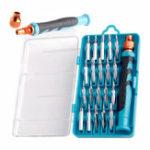 Оригинал Bakeey Mini Precision Multi-Screwdriver Bit Set Repair Инструмент Наборы для iPhone Ноутбук Xiaomi