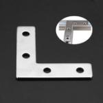 Оригинал Machifit2020LLФормаКоннекторУголок Коннектор Шарнир для алюминиевого профиля 2020 года