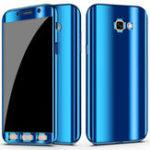 Оригинал BakeeyПлакировка360°Полныйкорпус ПК Передняя + задняя крышка Защитный чехол + HD-пленка для Samsung Galaxy A7 2017