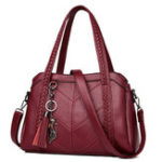Оригинал Women Elegant Soft PU Handbag Shoulder Bags Crossbody Bags