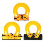Оригинал Авто ручной надувной Ремень Талия Life Buoy Ring Hoop Парусное лодочное плавание