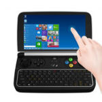 Оригинал GPD WIN 2 Ручная консоль для ПК Windows Tablet – BLACK