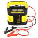 Оригинал 200Ah 12 / 24V LCD Батарея Зарядное устройство Jump Starter Портативная автоматическая зарядка