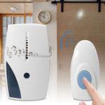 Оригинал Беспроводная домашняя цифровая дверная колодка 100-миллиметрового диапазона Беспроводный дверной звонок 32 колокола