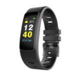 Оригинал iWOWN i6HR C 0.96inch IPS Heart Rate Monitor Pedometer Sport Mode Bluetooth Smart Bracelet Wristband