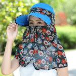 Оригинал Женское Летние солнцезащитные очки для женщин Пляжный Солнце Шапка