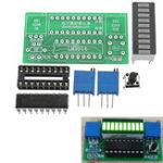 Оригинал LED Индикатор питания Набор DIY Батарея Модуль тестера для 2,4-20 В Батарея