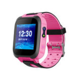 Оригинал ENOCH Kids Smart Watch Сенсорный экран SOS Call GPRS Местоположение Водонепроницаемы камера Smart Wristband