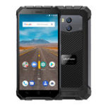 Оригинал Ulefone Доспехи X 5500mAh IP68 NFC Wireless Charge 5.5 дюймов 2GB 16GB MT6739 Quad ядро ​​4G Смартфон