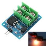 Оригинал 3Pcs 3V 5V Низкое управление Высокое напряжение 12V 24V 36V MOS Полевой транзисторный модуль PWM Мотор Контроллер скорости для Arduino