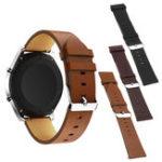Оригинал 22мм кожаные часы Стандарты Ремень для Samsung Gear S3 Frontier / Classic