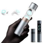 Оригинал [TrulyWireless]SanagJ1Адаптивныйшумоподавление Чистый ANC HiFi Bluetooth Наушник с зарядным устройством Коробка