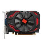 Оригинал AMD R7 350 4 ГБ GDDR5 128-битная видеокарта 825MHz Игровая видеокарта