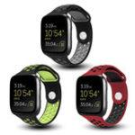 Оригинал Замена 20мм Силиконовый ремешок для Fitbit Versa Фитнес Smart Watch