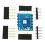 Оригинал 5Pcs Wemos® WS2812B RGB Shield Module для Wemos D1 Mini