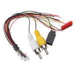Оригинал Eachine Запасная часть кабеля ProDVR Универсальный JST-SH 1.0 мм 6P 4P RCA TJC8 AV-кабель для EV100 Goggles DVR