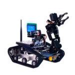 Оригинал Xiao R DIY WiFi Video Control Smart Robot Tank Авто с экраном Дисплей для Arduino 2560