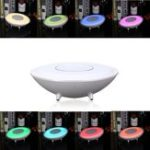 Оригинал Портативный беспроводной Bluetooth Динамик Smart Touch Датчик LED Ночной свет