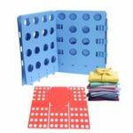 Оригинал ОдеждаФутболкаFolderДлявзрослыхВолшебный Складная доска Flip Fold Прачечная Органайзер Папка Board