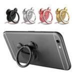 Оригинал Oatsbasf Little Bear 360 градусов Вращающийся держатель пальца для настольных ПК Настольный кик для Samsung Xiaomi