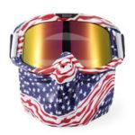 Оригинал Мотокросс Goggles Windproof off Road Пылезащитный На открытом воздухе Спорт мотоцикл Шлем Очки
