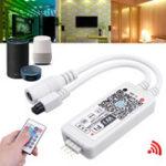 Оригинал Mini WiFi APP Controller + 24Keys Дистанционное Управление Для RGB / RGBW LED Газовый свет DC5-28V