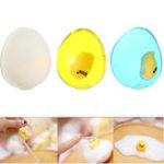 Оригинал Squishy Yolk Grinding Transparent яйца Усилитель для стресса Сожмите стресс Party Fun Gift