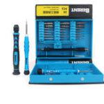 Оригинал Berent® BT8001 30 In 1 Отвертка Set Repair Opening Набор Набор Для телефонов Laptops PC Electronic