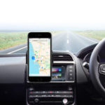 Оригинал 360градусоввращенияВоздухозаборникАвтоматическоезарядное устройство Авто Держатель для телефона ABS Подставка для Iphone