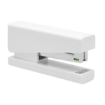 Оригинал Youpin LEMO Ручной белый степлер с 100Pcs 24/6 Скрепка для бумаги Binding Office Школа Принадлежности